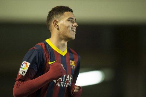 Арсенал продолжает забирать таланты из Ла Масии