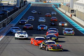 Бернд Шнайдер — лучший в Абу-Даби