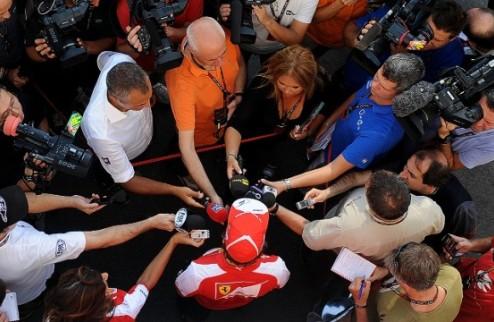 Формула-1. Алонсо и Райкконен выбрали номера
