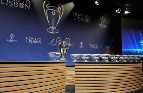 Жребий ЛЧ: Ман Сити — Барселона, Арсенал — Бавария