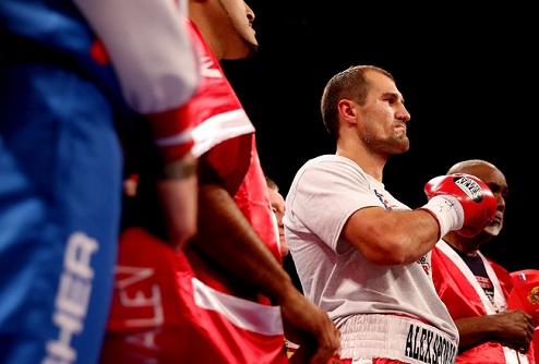 Ковалев: четыре боя в 2014 году