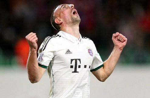 Бавария — в финале клубного ЧМ