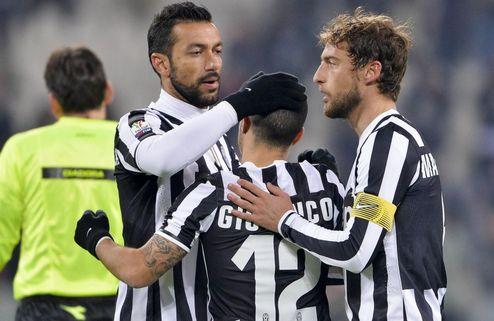 Ювентус вышел в четвертьфинал Кубка Италии