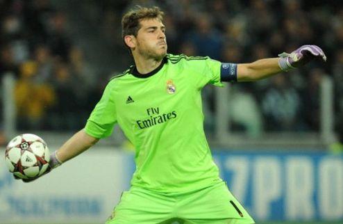 Касильяс категорически не хочет покидать Реал