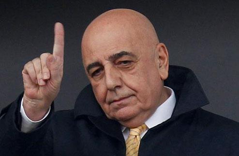 Галлиани: договоренности с Зеедорфом не было