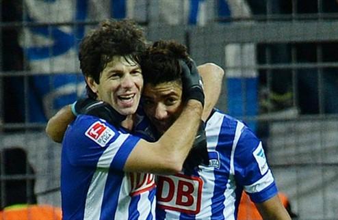 Байер и Дортмунд завершают год поражениями