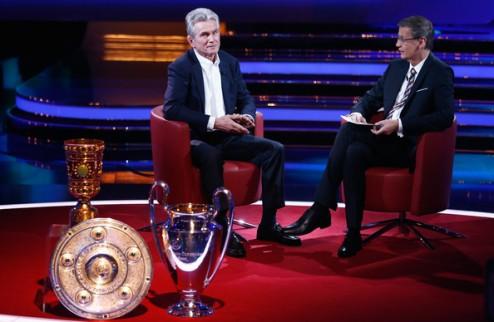 "Хайнкес: ""Это Бавария Гвардиолы, а не моя"""