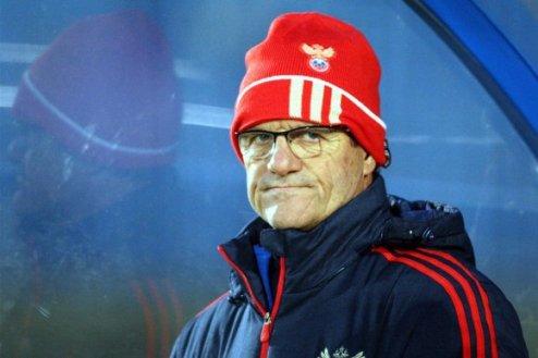 Капелло: есть новый контракт со сборной России
