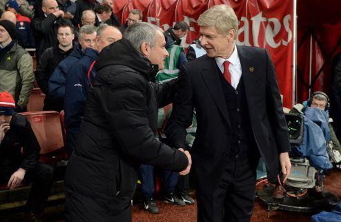 Моуриньо: Арсенал — скучная команда