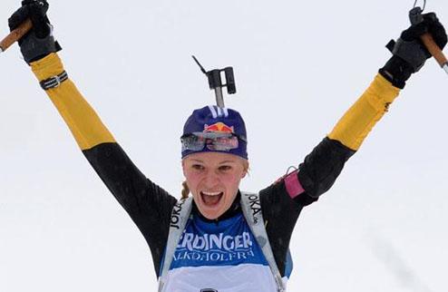 ������� ������ ������� � JURA City Biathlon