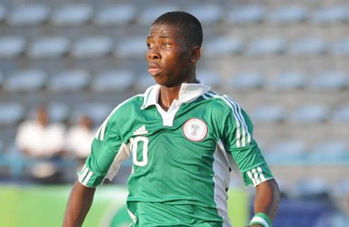 Манчестер Сити может упустить нигерийского таланта