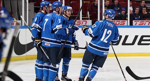 МЧМ. Финляндия легко обыгрывает Норвегию