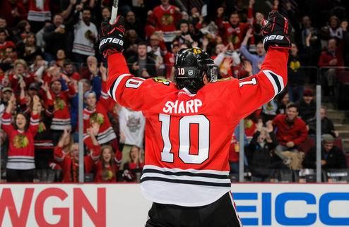 НХЛ. Разгромные победы Чикаго и Бостона, успех Сан-Хосе и Торонто
