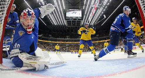 МЧМ. Швеция добывает вторую победу кряду