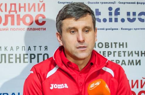 """Футзал. Ковальчик: """"Петр Илькив, 1991 года рождения, капитан команды, и уже """"ветеран"""""""