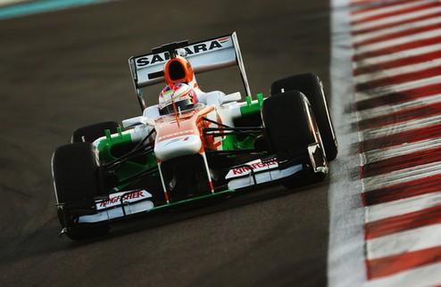 Формула-1. Форс Индия метит на пятое место в КК