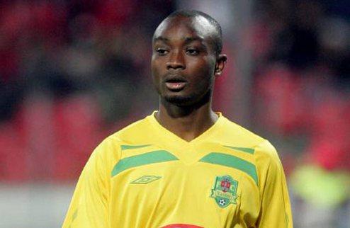 Говерла берет защитника сборной Того