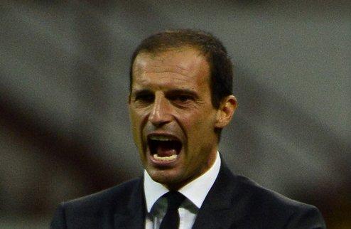 Аллегри оставит Милан летом