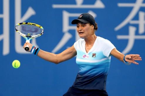 Шеньчжэн (WTA). Ваня Кинг отправляет домой Эррани