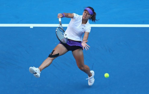 Шеньчжэн (WTA). Определись все полуфиналистки