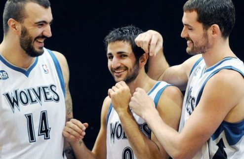 НБА. Лебедь, рак и Лав