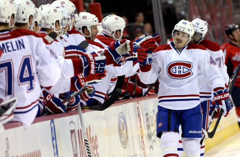 НХЛ. Монреаль хотел бы обменять Бриера