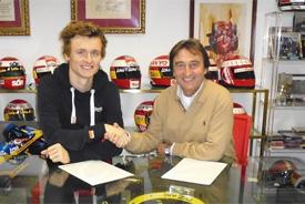 GP2. ��� ����� �������� ����� Campos Racing