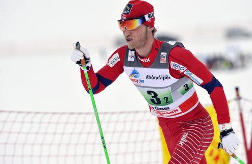 Тур де Ски. Йонсруд Сундбю в Тоблахе вне конкуренции