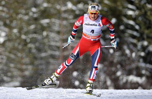Тур де Ски. Важный успех для Йохауг
