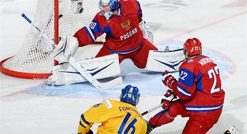 МЧМ. Швеция выходит в финал молодежного чемпионата мира