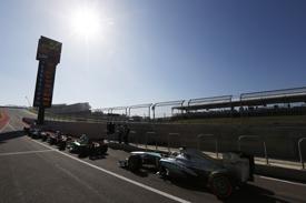 Катерхэм: в Формуле-1 начинается гонка вооружений