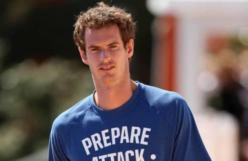 """Маррей: """"Выиграть Australian Open для меня сейчас нереально"""""""