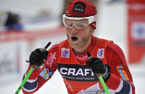 Тур де Ски. Итоговый триумф Сундбю