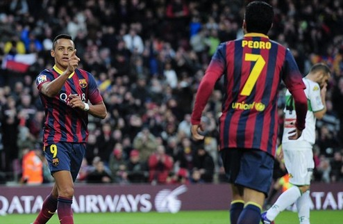 Барселона не заметила Эльче