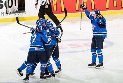 МЧМ. Финская молодежь — сильнейшая в мире!