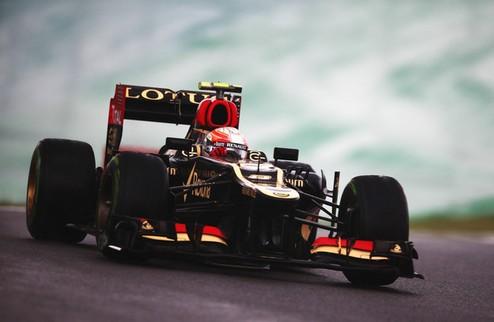 Формула-1. Лотус пропустит первые тесты сезона