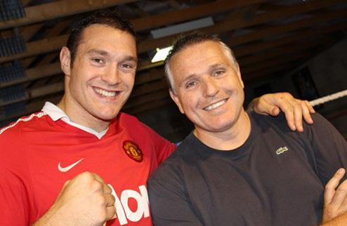 Команда Фьюри: Хэй — посмешище в мире бокса