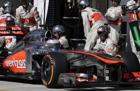 Формула-1. Макларен представит болид 24-го января