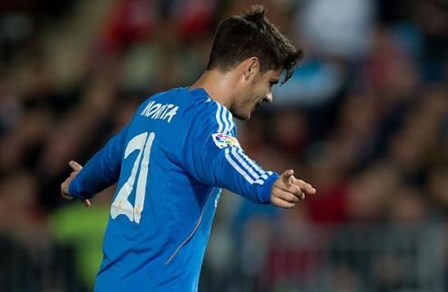 Хитрый Венгер выуживает Морату из Реала