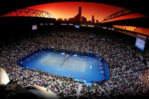 Australian Open. �������� ������ �������� �� ������������