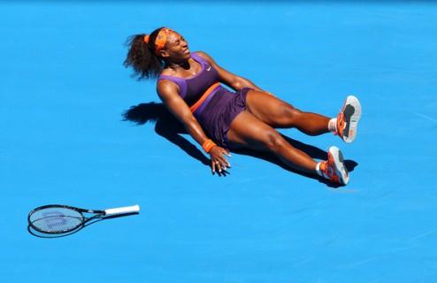 Australian Open. ������ ������� � ������ ����� ������