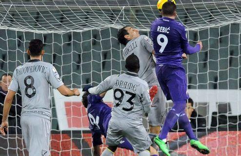 Фиорентина — в четвертьфинале Кубка Италии