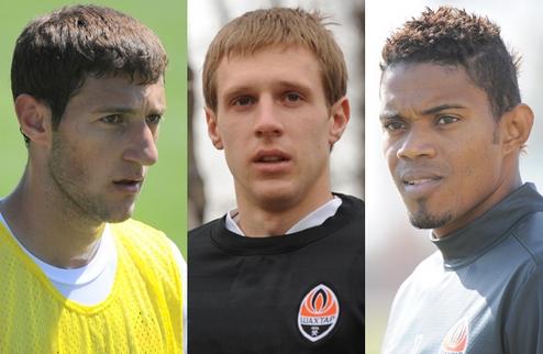 Ордец, Ищенко и Майкон остаются в Ильичевце