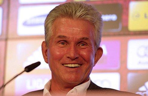 Хайнкес — лучший тренер 2013 года