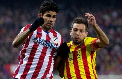 Атлетико — Барселона: ничья в пользу Реала