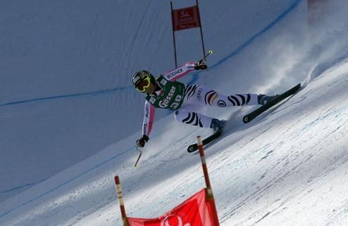 Горные лыжи. Сезон для Штехерт завершен?