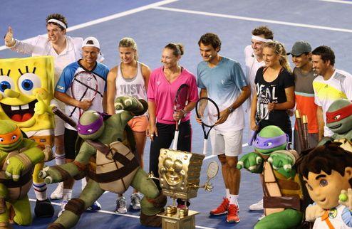 Australian Open. ������