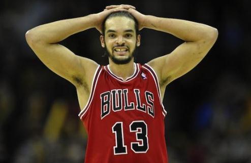 НБА. Чикаго готовит обмен Ноа. Лэня включат в сделку?