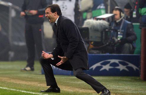 Официально: Милан выгнал Аллегри