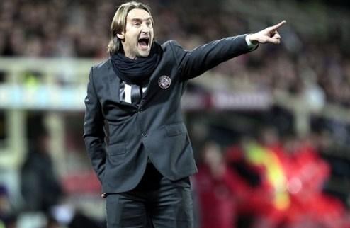 Ливорно уволил главного тренера